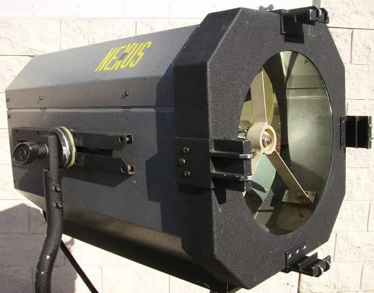 Close up of a 2kw nexus II